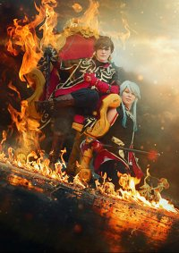 Cosplay-Cover: Sorey (Tainted Alasse Version)
