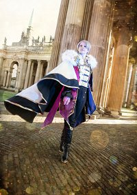 Cosplay-Cover: Victor Nikiforov (Rage of Bahamut)