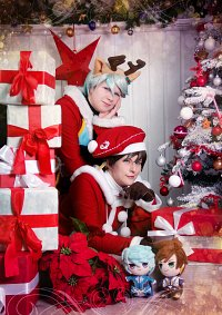 Cosplay-Cover: Sorey (Santa Version)
