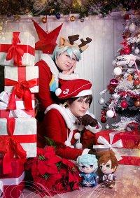 Cosplay-Cover: Sorey (Santa Version)