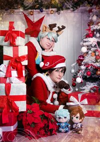 Cosplay-Cover: Mikleo (Santas Version)