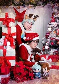Cosplay-Cover: Mikleo (Santas Version)