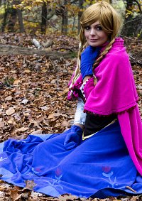 Cosplay-Cover: Anna (Frozen)