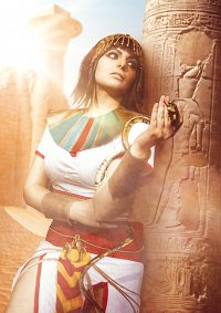 Cosplay-Cover: Amunet