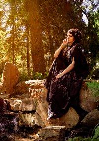 Cosplay-Cover: Ellaria Sand (Black Dress)