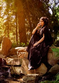 Cosplay-Cover: Ellaria Sand (Black Dress)