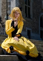 Cosplay-Cover: Kagamine Rin [Daughter of evil]