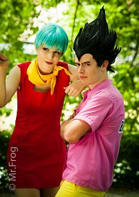 Cosplay-Cover: Bulma Briefs [Boo Saga]