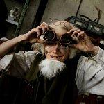 Cosplay: Victor the Black Powder Merchant