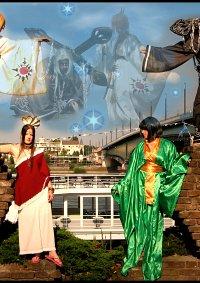 Cosplay-Cover: Seth Nightlord [Kimono]
