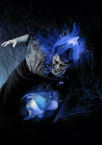 Cosplay-Cover: Hades (God of the Underworld)