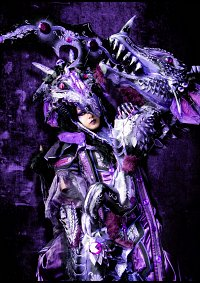 Cosplay-Cover: Dragon Shadow Naga Kanya