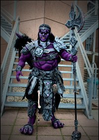 Cosplay-Cover: Goliath [Eigen Design]