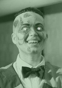 Cosplay-Cover: Eddie Gluskin (scarred)