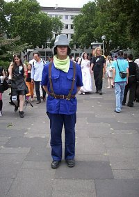 Cosplay-Cover: Shinra Soldat
