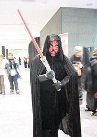 Cosplay-Cover: Darth Maul (2. Version) Tatooine Assassin