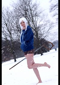 Cosplay-Cover: Jacqueline Frost