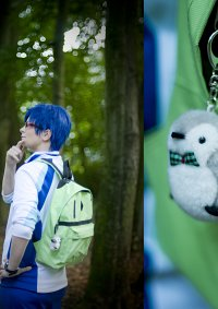 Cosplay-Cover: Rei Ryugazaki [Trainings-Anzug]