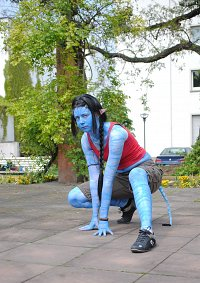 Cosplay-Cover: Grace Augustine (Avatar)