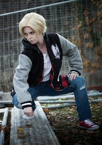 Cosplay-Cover: Ash Lynx