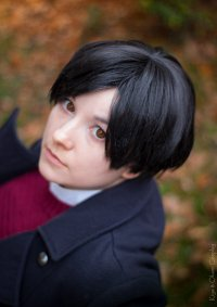 Cosplay-Cover: Okumura Eiji