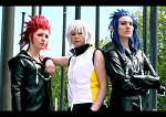 Cosplay-Cover: Axel [Vlll]