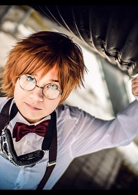 Cosplay-Cover: Jean Roque Raltique