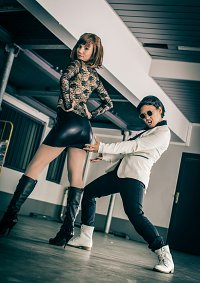 Cosplay-Cover: Psy