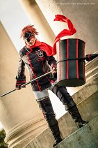 Cosplay-Cover: Lavi [3rd Uniform]