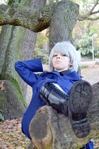 Cosplay-Cover: Prussia