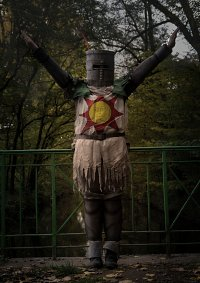 Cosplay-Cover: Solaire of Astora [Rüstung]