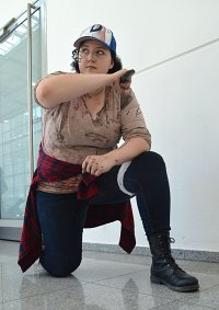 Cosplay-Cover: Clementine