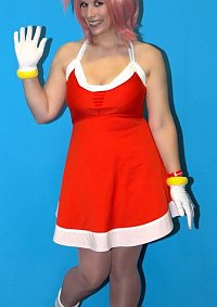 Cosplay-Cover: Amy Rose