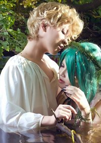 Cosplay-Cover: Der Prinz (The more deceived - Ophelia & Hamlet)