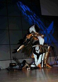 Cosplay-Cover: Erzengel Tyrael (Diablo II)