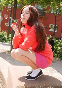 Cosplay-Cover: Mabel Pines (Schwabbel Pullover)