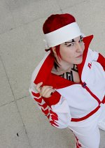 Cosplay-Cover: Abarai Renji [Sportswear Artwork]