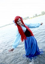 Cosplay-Cover: Arielle [Blue Dress] [alt XD]