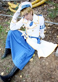 Cosplay-Cover: Usaki Toudou [White Uniform]
