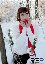 Cosplay-Cover: Female Protagonist  (Winter Outfit) [P3P]