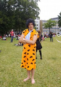 Cosplay-Cover: Fred Feuerstein