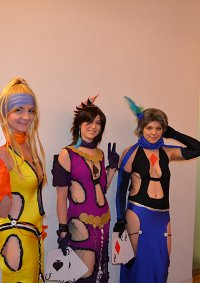 Cosplay-Cover: Lady Luck Yuna