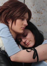 Cosplay-Cover: Squall Leonheart