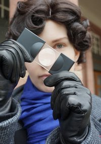Cosplay-Cover: Sherlock