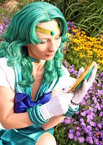 Cosplay-Cover: Super Sailor Neptun