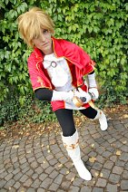 Cosplay-Cover: Red Prince (Sleeping Beauty)