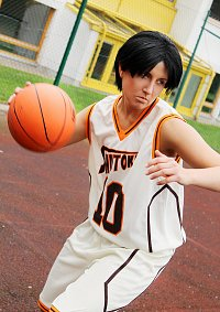 Cosplay-Cover: Takao Kazunari - Shūtoku High Point Guard