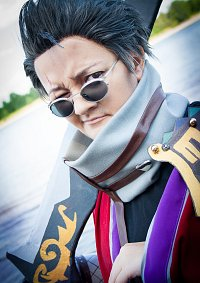 Cosplay-Cover: Auron