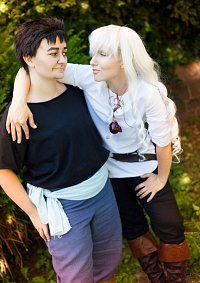 Cosplay-Cover: Griffith - Golden Age Arc I