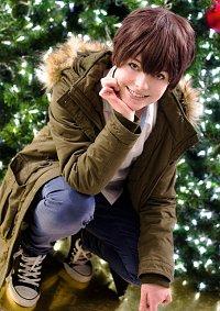 Cosplay-Cover: Eijun Sawamura • 沢村 栄純 •  [December Card]